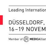 MEDICA 2020 Duesseldorf 16 - 19 November