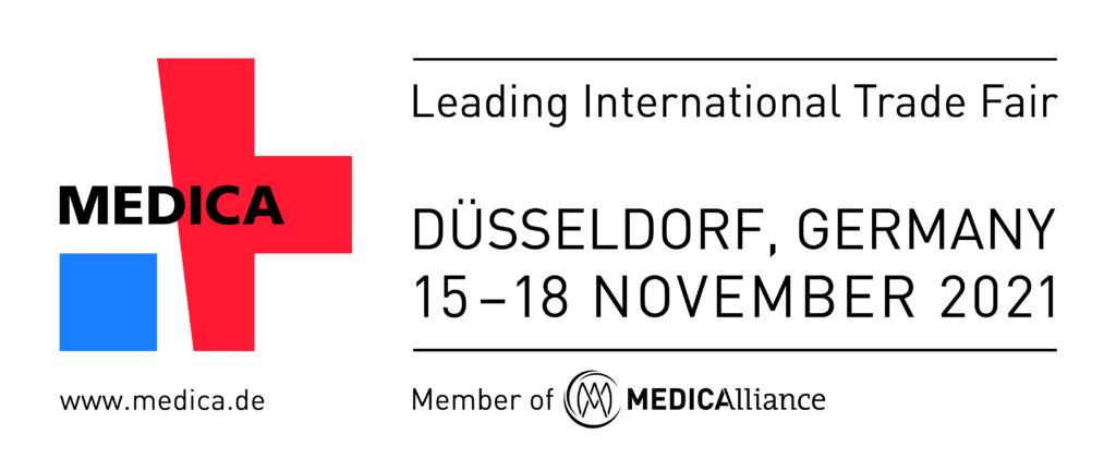 MEDICA Leading International Trade Fair, Düsseldorf, Germany, 15 - 18 November 2021